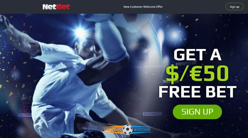 NetBet Sport review