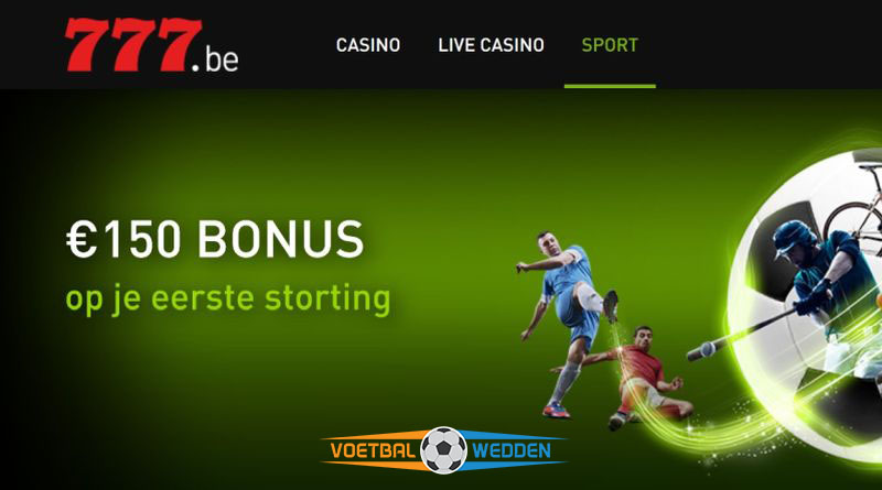 Bet777.be review