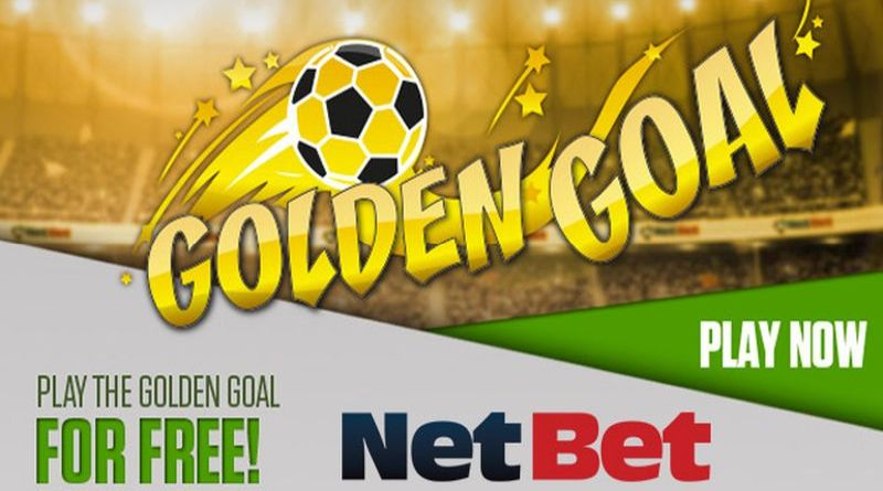 golden goal netbet sports