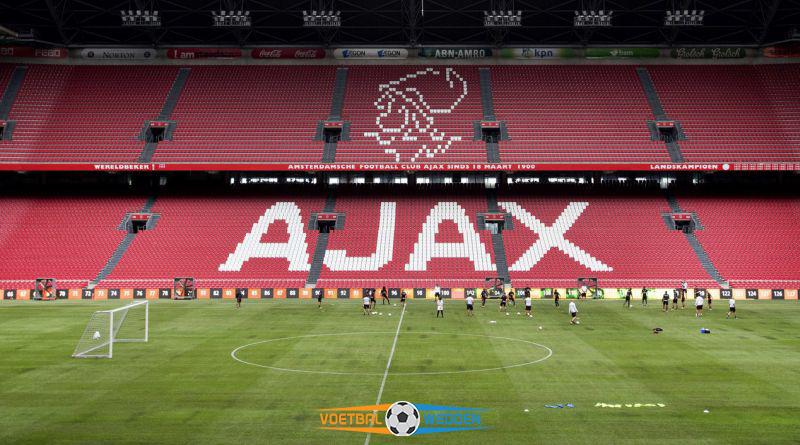 Wedden op Ajax JC Arena