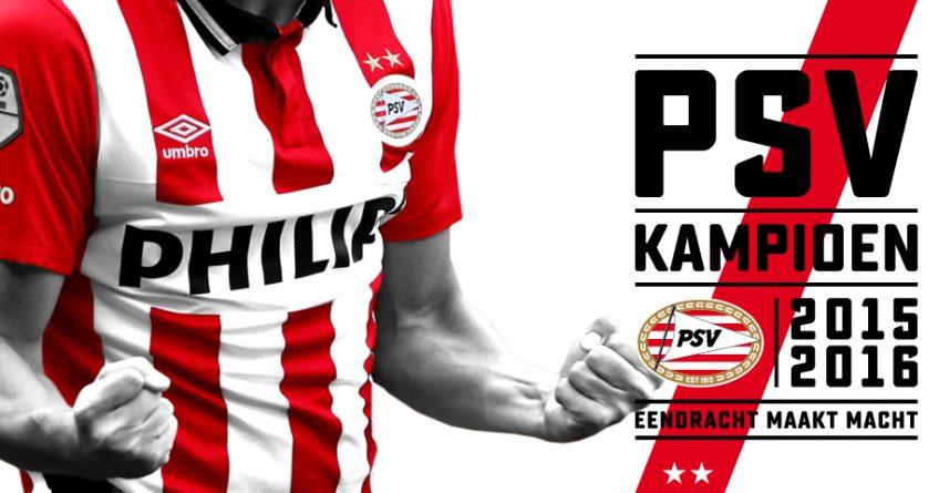 Wedden op PSV kampioen
