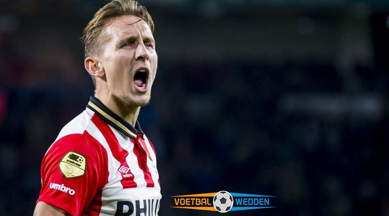 Luuk de Jong PSV