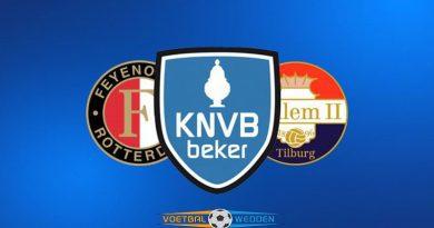 Wedden op Feyenoord–Willem II