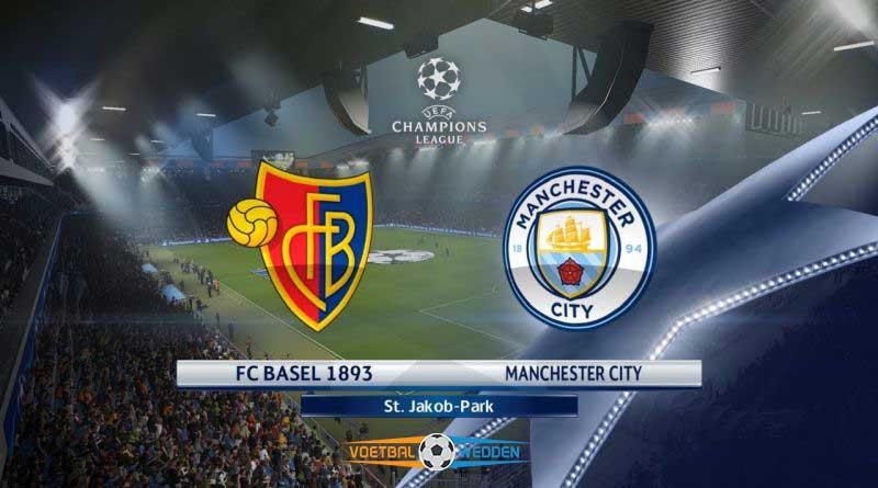 wedden op FC Basel-Machester City