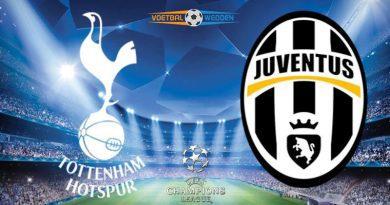 wedden op Tottenham-Juventus