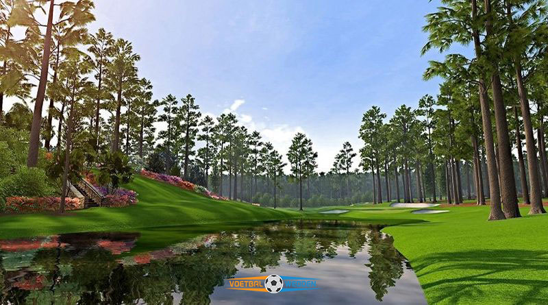 Augusta the Masters golf