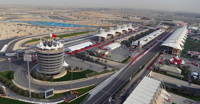 Bahrein F1