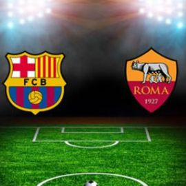 wedden op FC Barcelona-AS Roma