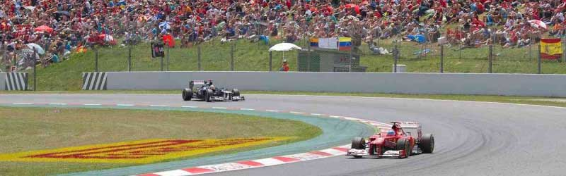 Wedden op Grand Prix F1 Spanje
