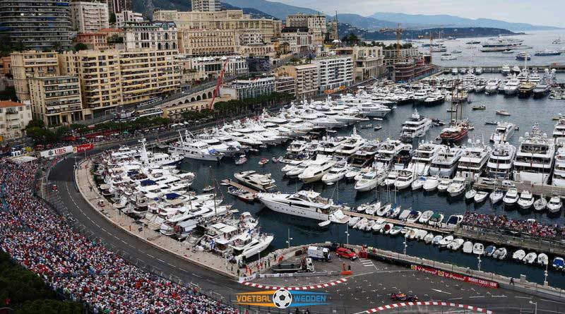 Wedden op GP F1 Monaco