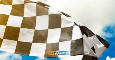 Formule 1 vlag