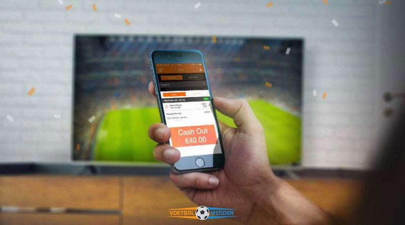 mobiel voetbalwedden Betsson