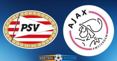 PSV-Ajax wedden