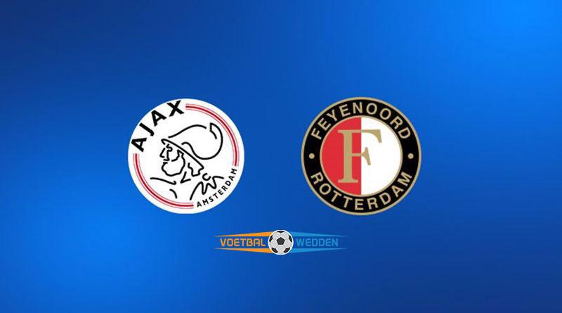 wedden op Ajax-Feyenoord