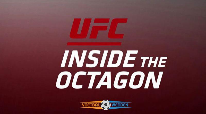 wedden op UFC