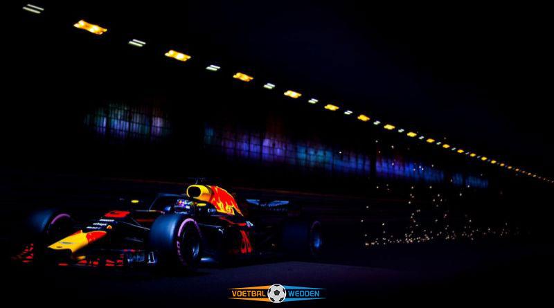 Wedden op Formule 1 2019