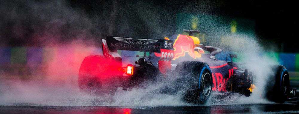 Red Bull regen