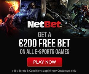 Esports NetBet