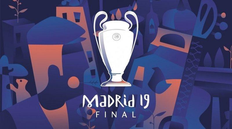 Tottenham–Liverpool CL finale 2019