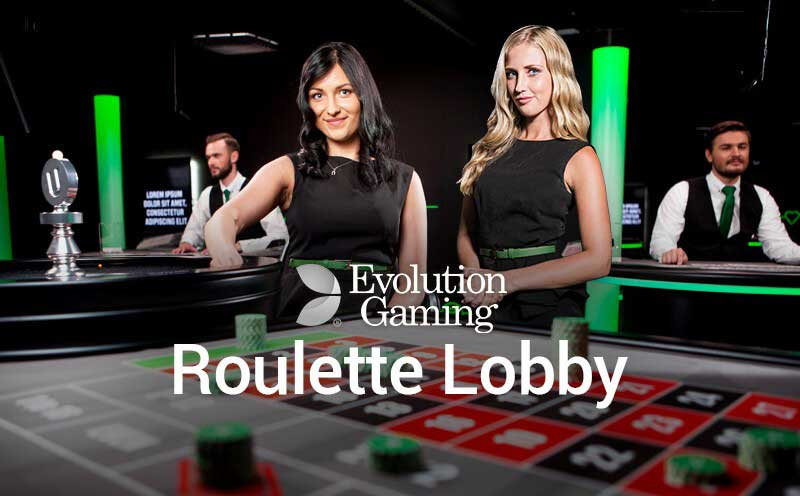 Unibet Live Casino Evolution