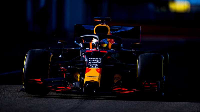 wedden op F1 in 2020 Red Bull