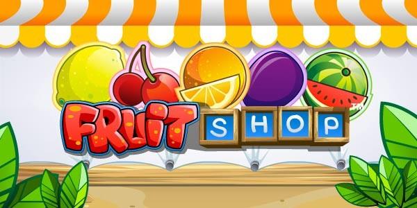 Best betalende slots van Unibet: Fruitshop