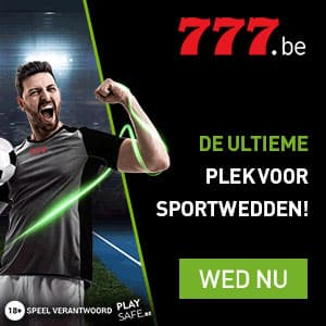 voetbalwedden bet777
